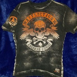 Affliction Tshirt XL